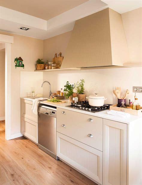 decoracion de cocinas comedor pequenas  economicas