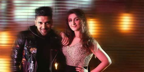 Guru Randhawa Teams With Dilbar Singer Dhvani Bhanushali
