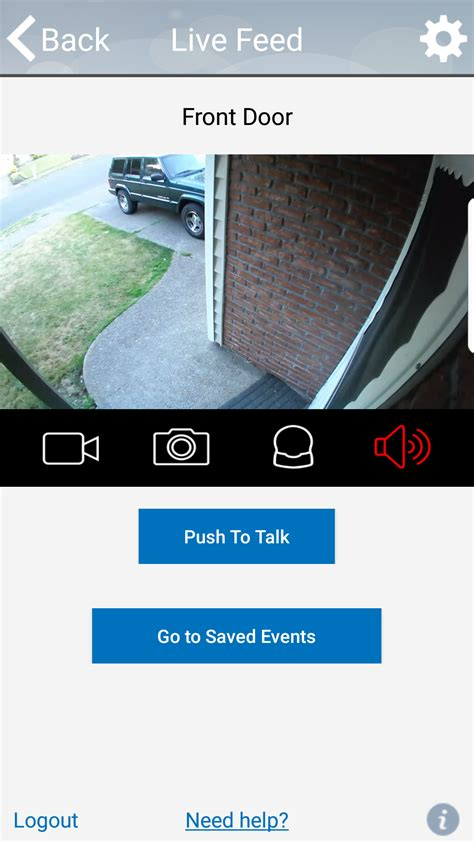 Notifi Mobile App And Features  Smarter Home Automation