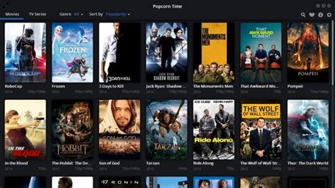 popcorn time torrent  android app  chromecast