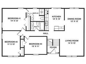 split foyer floor plans split foyer house plans smalltowndjs