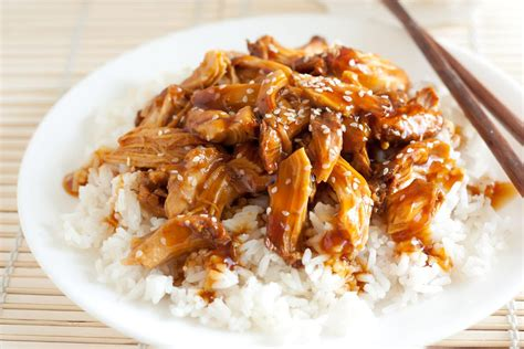 cooked chicken recipes slow cooker chicken teriyaki cooking classy