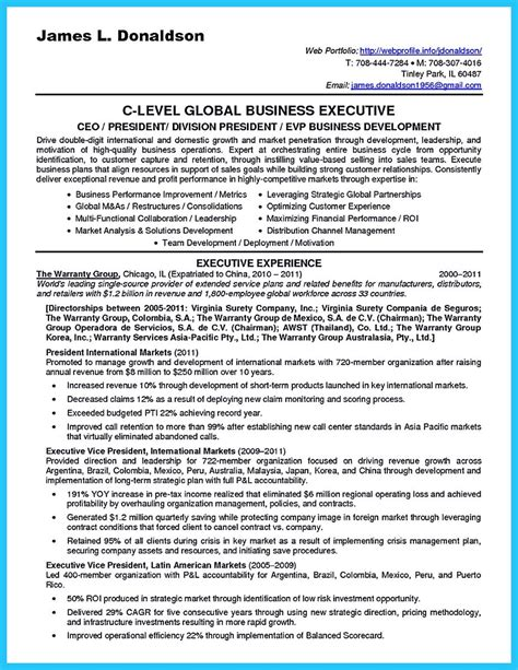 business development manager c best resumes