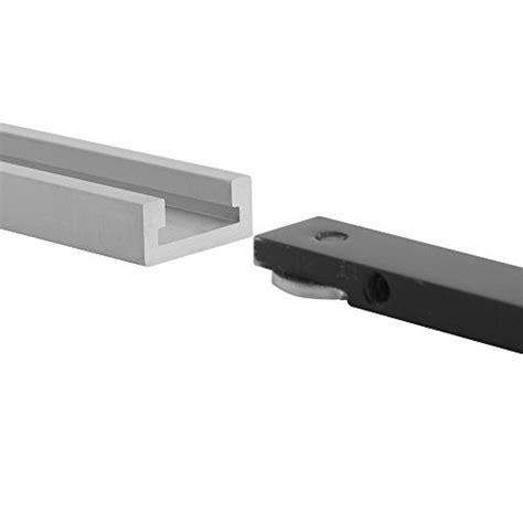 aluminum miter  track  miter  bar  peachtree