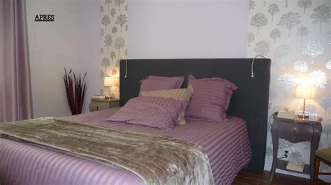 tapisserie de chambre choix de teinte de papier peint de luminaires mobilier