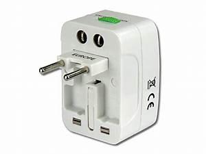 Adaptateur Universel Prise électrique : adaptateur secteur universel ~ Edinachiropracticcenter.com Idées de Décoration