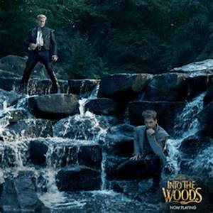 gif disney chris pine into the woods agony Billy Magnussen ...