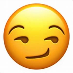 Smirking Face Emoji (U+1F60F)