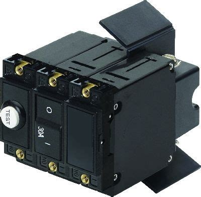 Blue Sea Systems Amps Double Pole Residual