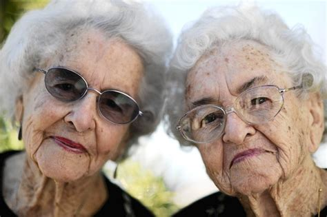 identical twin sisters  celebrate  birthday la  los angeles times