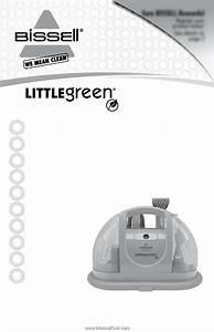 Bissell Little Green 1400b