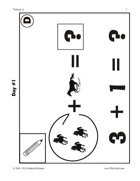 printable kindergarten math maths worksheets addition free