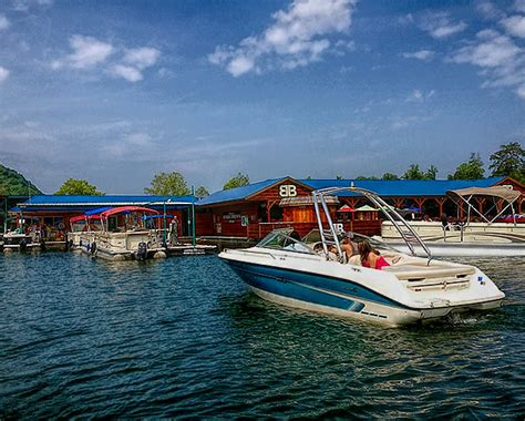 Fishing Boat Rentals Tennessee by Lone Mountain Shores On Norris Lake New Tazewell Tn