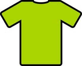 Green T-Shirt Clip Art