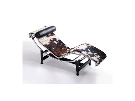 chaise longue le corbusier lc4 buy the cassina lc4 chaise longue at nest co uk