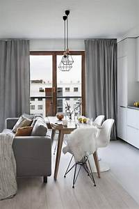 Scandinavian-style, Apartment, By, Agnieszka, Kara, U015b, -, Archiscene