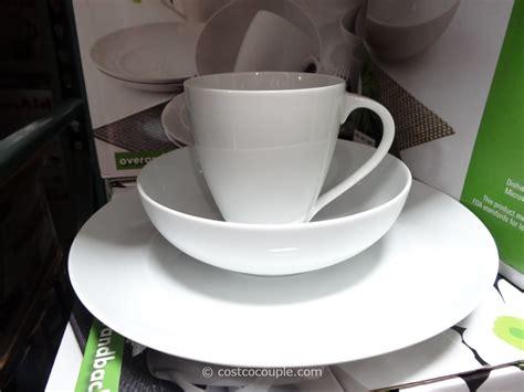 dinnerware oporto costco porcelain go pieces setting any