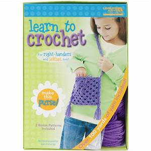 Learn To Crochet Clear Stitch Diagrams And Instructions 20 Simple Projects To Make