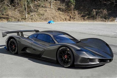 video  japanese electric hypercar  demolished