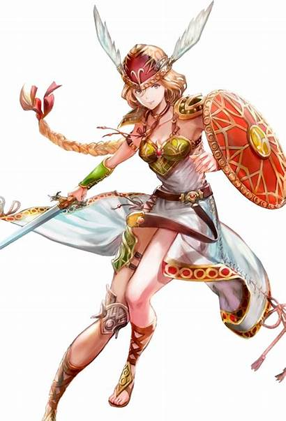 Valkyrie Anatomia Character Origin Characters Artwork Creativeuncut
