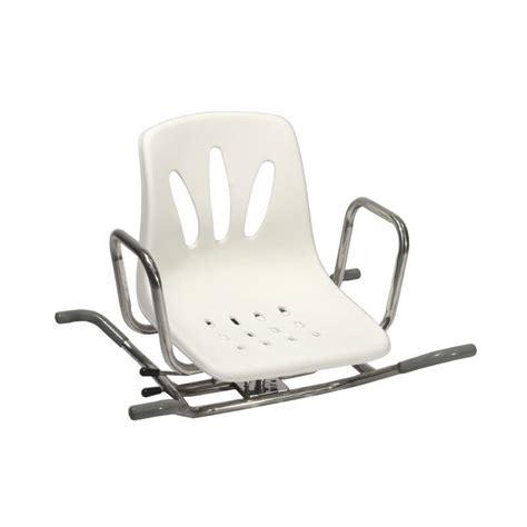 sedia per vasca da bagno sedia girevole per vasca da bagno in acciaio inox ausili