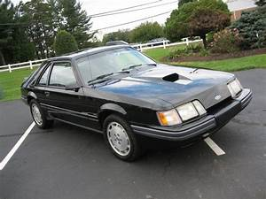 1986 Ford Mustang SVO Has Under 59,000 Miles On The Odometer