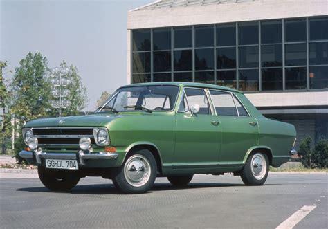 Opel Kadett Wagon by Opel Kadett B 1965 1973 Speeddoctor Net