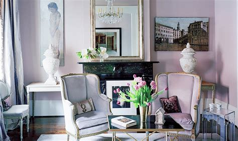 Lavender Paint Ideas For Your Home -- One Kings Lane Easy Kitchen Cabinet Makeover Cabinets Houston Tx Alternative Ideas Undermount Led Lighting For Stock Home Depot Paint Laminate Blog In The