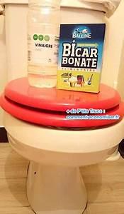 Detacher Linge Blanc Avec Bicarbonate Soude : contre le tartre plus besoin de canard wc utilisez du vinaigre blanc la place ~ Nature-et-papiers.com Idées de Décoration