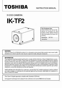 Ik-tf2 Manuals