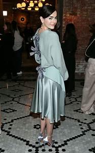 Camilla Belle - Adeam Fashion Show at New York Fashion Week 02/08/2018