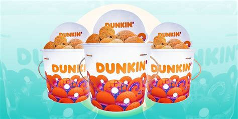 Dunkin donuts is a coffee and doughnut company started in america in 1950. Is Dunkin' Donuts releasing Munchkins bucket? - MB Life
