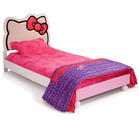tempat tidur  kitty dirumahkucom