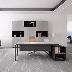 Modern Large Unique Height Adjustable High End Office