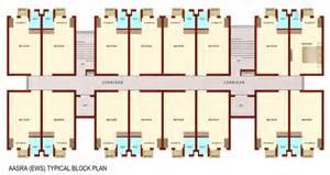 One Floor House Plans by Assra Bharosa Apartments Greater Noida Ansal Sushant