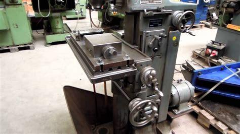 deckel tool room milling machine doovi
