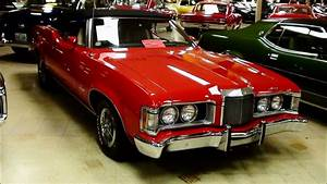 1973 Mercury Cougar Convertible 351 Cleveland V8