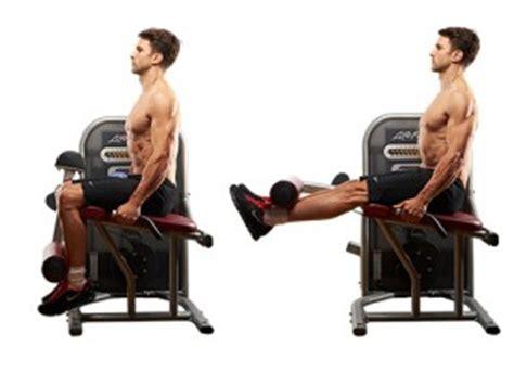 Beenspieroefeningen fitness