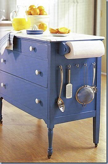 repurposed dresser kitchen island 10 clever ways to repurpose a dresser a cultivated nest 4770