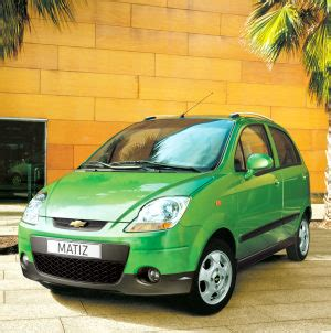 chevrolet matiz automatic car specifications auto