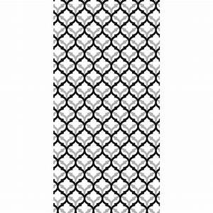 Papier Peint Rayé Noir Et Blanc : papier peint intiss noir et blanc papier peint ~ Dailycaller-alerts.com Idées de Décoration