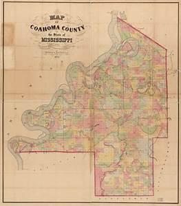 Coahoma County Mississippi 1872
