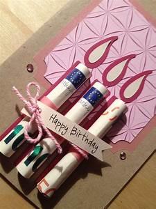 Geburtstagskarte Geldgeschenk Silhouette Cameo DIY