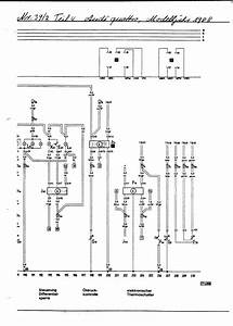 Searching For Wiring Diagrams For Mb Quattro
