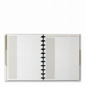 circa page tabs notebook levenger With notebook with letter tabs