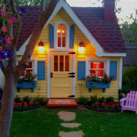 Backyard Playhouses  Woodworking Projects & Plans