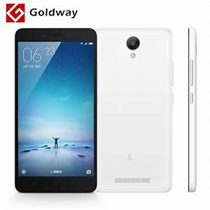 Original Xiaomi Redmi Note 2 4g Lte Mobile Phone Mtk Helio
