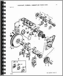 Massey Ferguson 235 Tractor Parts Manual
