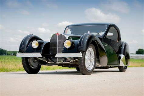 Eight decades ago, bugatti built a quartet of bugatti type 57sc atlantics, only three of which continue to make beautiful music today. 1937 Bugatti Type 57SC Atalante