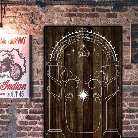 les portes de la moria sticker les portes de la moria